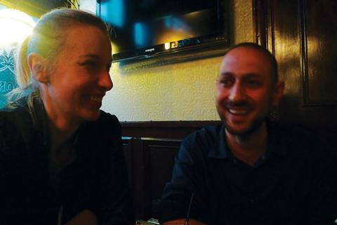 Building buys a pint... Formation Architects